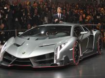 Кола от бъдещето или просто Ламборгини Венено