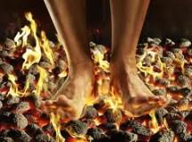 Украински деца приети в болница с изгорени стъпала