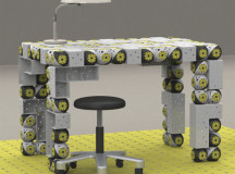 Hi-Tec мебел по желание