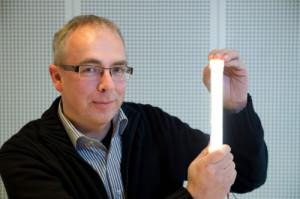 ROYAL PHILIPS ELECTRONICS WARM WHITE LED LAMP