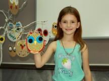 БДЗП и деца твориха сови на работилница в Добрич