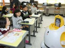 Високите технологии в корейските класни стаи