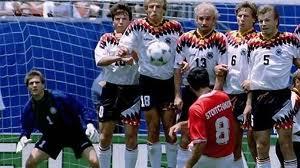 Футболни емоции от лятото на 1994 г.